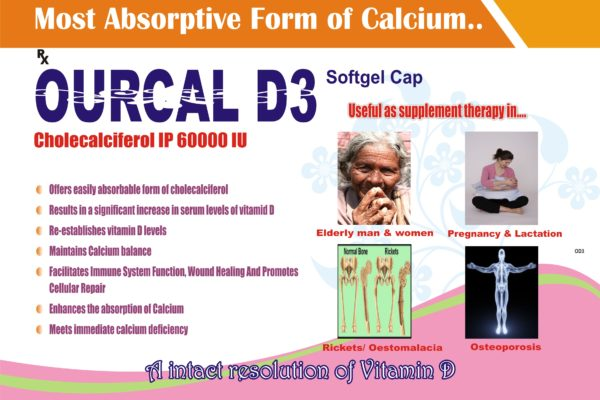 ourcal d3